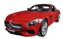 Maisto Special Edition 1/24 fém játék autó - MERCEDES AMG GT (PIROS)