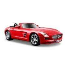1:24 Mercedes-Benz SLS AMG Roadster játékautó
