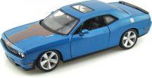 Maisto Special Edition 1/24 fém játék autó - 2008 DODGE CHALLENGER SRT/8 (NARANCSSÁRGA)