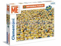 Clementoni 31450 Impossible puzzle - Gru Minions (1000 db-os)