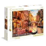 Clementoni 31668 High Quality Collection puzzle - Velence (1500 db)