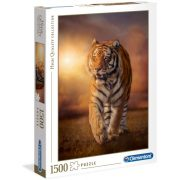 Clementoni 31806 High Quality Collection puzzle - Tigris (1500 db)