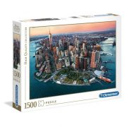 Clementoni 31810 High Quality Collection puzzle - New York (1500 db)