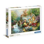 Clementoni 31812 High Quality Collection Puzzle - Vidéki nyugalom (1500db)