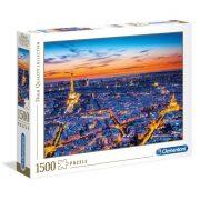 Clementoni 31815 High Quality Collection puzzle - Párizs látképe (1500 db)