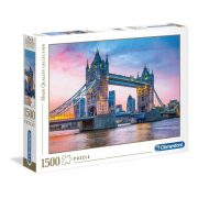 Clementoni 31816 High Quality Collection Puzzle - A Tower Bridge alkonyatkor (1500db)