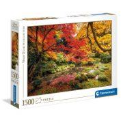Clementoni 31820 High Quality Collection puzzle - Õszi park (1500 db)