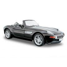 Maisto Special Edition 1/24 fém játék autó - BMW Z8 (FEKETE)