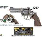 Magnum patronos revolver
