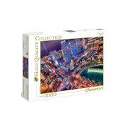 Clementoni 32555 High Quality Collection puzzle - Las Vegas (2000 db-os)