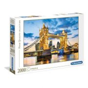Clementoni 32563 High Quality Collection puzzle - Tower Bridge (2000 db)