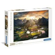 Clementoni 32564 High Quality Collection puzzle - China (2000 db)