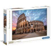 Clementoni 33548 High Quality Collection puzzle - A római Colosseum naplementében (3000 db)