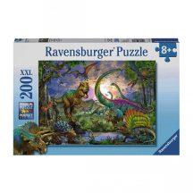 Ravensburger 12718 XXL puzzle - Dinoszaurusz (200 db-os)