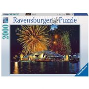 Ravensburger 34135 puzzle - Tűzijáték Sidney-ben (2000 db-os)