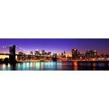 Ravensburger 16694 panorama puzzle - New York City (2000 db-os)