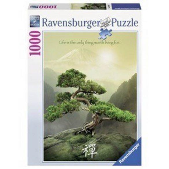 Ravensburger 19389 puzzle - Zen fa (1000 db-os)