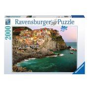 Ravensburger 16615 puzzle - Cinque Terre, Olaszország (2000 db-os)