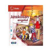 Tolki - Játékosan angolul interaktív foglalkoztató könyv