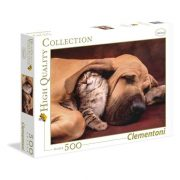 Clementoni 35020 High Quality Collection Puzzle - Ölelkezés (500db)