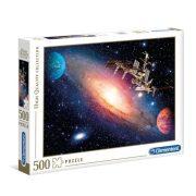 Clementoni 35075 High Quality Collection Puzzle - Nemzetközi ûrállomás (500 db-os)
