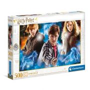 Clementoni 35082 High Quality Collection puzzle - Harry Potter (500 db)