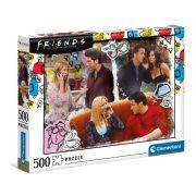Clementoni 35090 Friends puzzle - Jóbarátok (500 db)