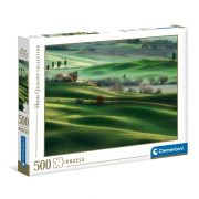 Clementoni 35098 High Quality Collection puzzle - Toszkána dombjai (500 db)