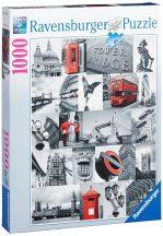Ravensburger 19144 puzzle - London (1000 db-os)