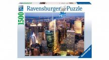 Ravensburger 16226 puzzle - Manhattan belvárosa, New York (1500 db-os)