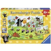 Ravensburger 088614 puzzle - Kisvakond a kertben