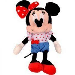 Walt Disney plüss MINNIE EGÉR figura rövidnadrágban 25 cm