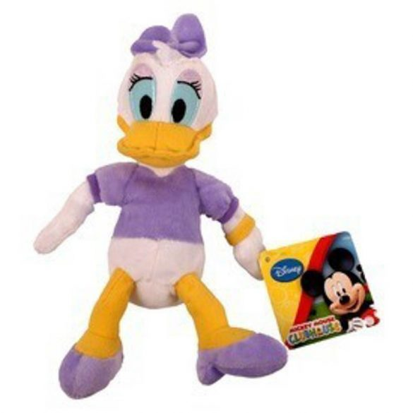 Walt Disney Daisy kacsa plüss figura (20 cm)
