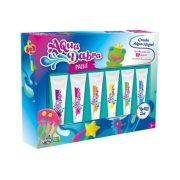 AquaDabra Vízi varázs szett - Festék készlet (6 db)