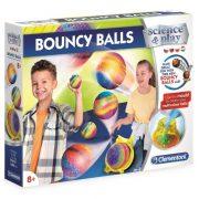 Clementoni Tudomány és Játék - Pattogó labdák készlet