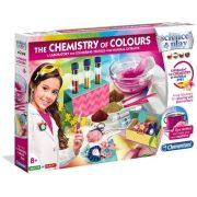 Clementoni Tudomány és Játék - A színek kémiája készlet