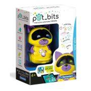 Clementoni Pet Bits interaktív cica robot