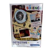 Clementoni Tudomány - Detektív készlet