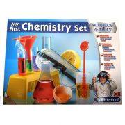 Clementoni Tudomány és Játék - Az elsõ kémia készletem