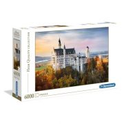 Clementoni 36522 High Quality Collection puzzle - Neuschwanstein kastély (6000 db)