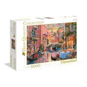 Clementoni 36524 High Quality Collection puzzle - Naplemente Velencében (6000 db)