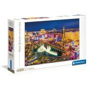 Clementoni 36528 High Quality Collection puzzle - Las Vegas (6000 db)