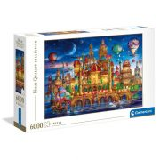 Clementoni 36529 High Quality Collection puzzle - Downtown (6000 db)