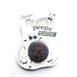 Putty Peeps Junior - METÁL intelligens gyurmalin szemekkel - EZÜST
