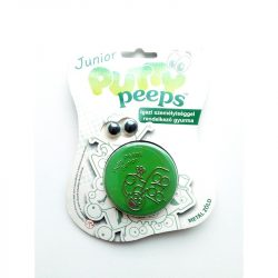 Putty Peeps Junior - METÁL intelligens gyurmalin szemekkel - ZÖLD
