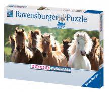 Ravensburger 15091 panorama puzzle - Vadlovak (1000 db-os)