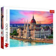 Trefl 37395 Premium Quality puzzle - Parlament (500 db)