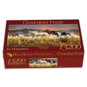 Clementoni 38006 High Quality Collection Puzzle - Lovak (13200db)