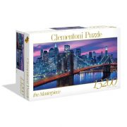 Clementoni 38009 High Quality Collection The Masterpiece puzzle - New York (13200 db)