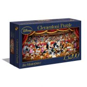 Clementoni 38010 High Quality Collection puzzle - Disney Orchestra (13200 db)